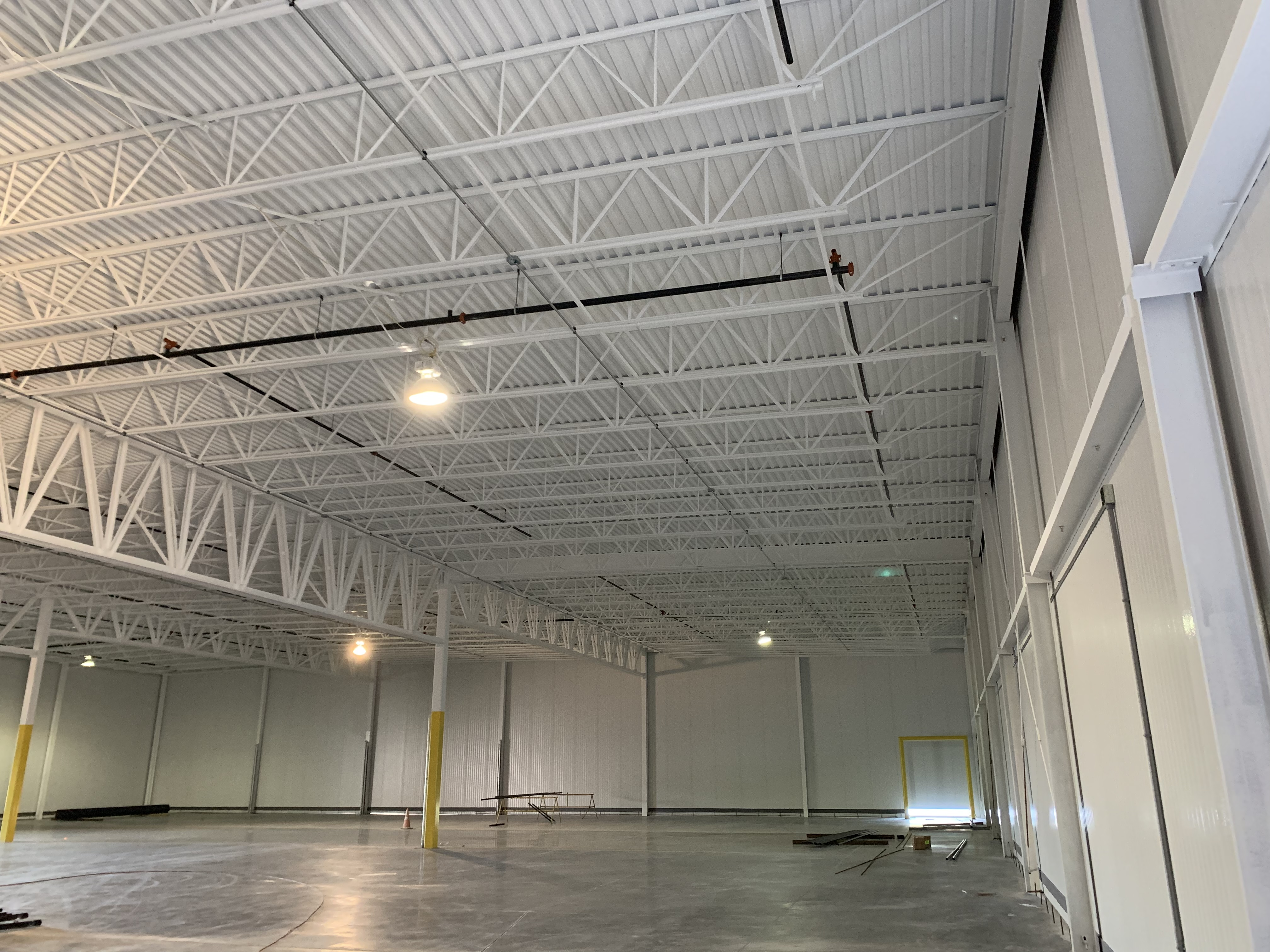 Dds Paints Kopke Fruit Warehouse And Offices In Vineland Nj