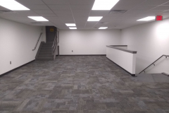 painting-new-offices-at-Woodbury-Nissan-in-Woodbury-NJ-3