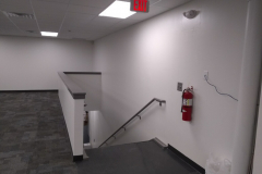 painting-new-offices-at-Woodbury-Nissan-in-Woodbury-NJ-4