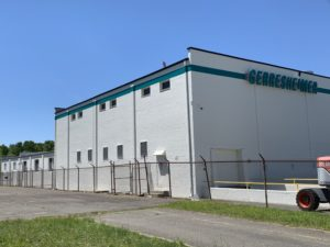 DDS Paints Gerresheimer Glass