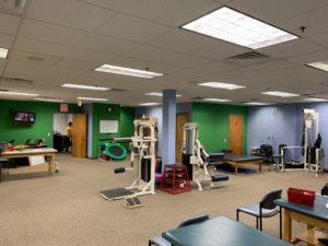 DDS Repaints Ivy Rehabilitation Centers