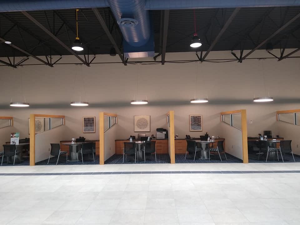 DDS Paints Auto Lenders in Exton, Pennsylvania
