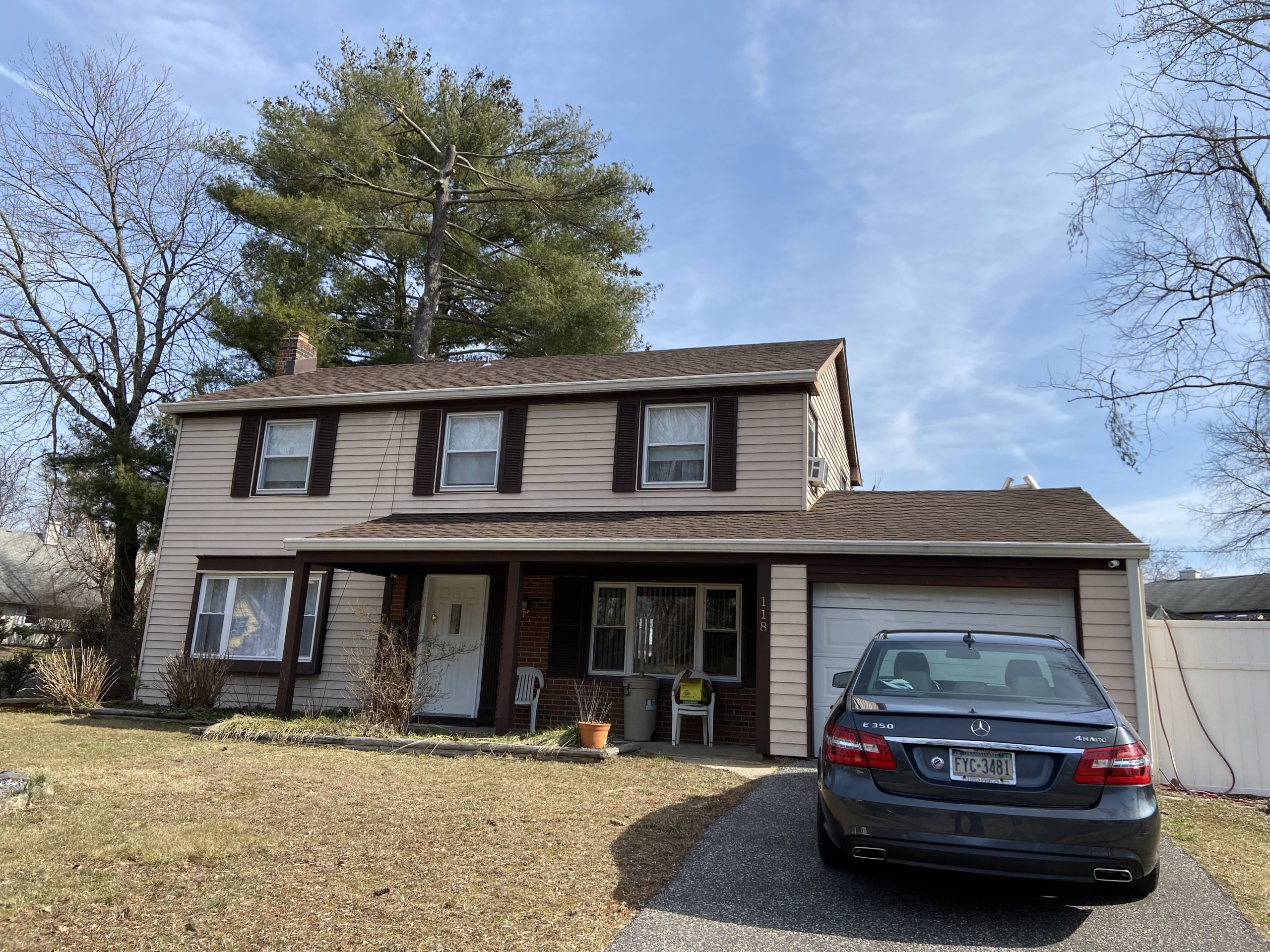 DDS Completes Residential Roofing Job in Willingboro, New Jersey