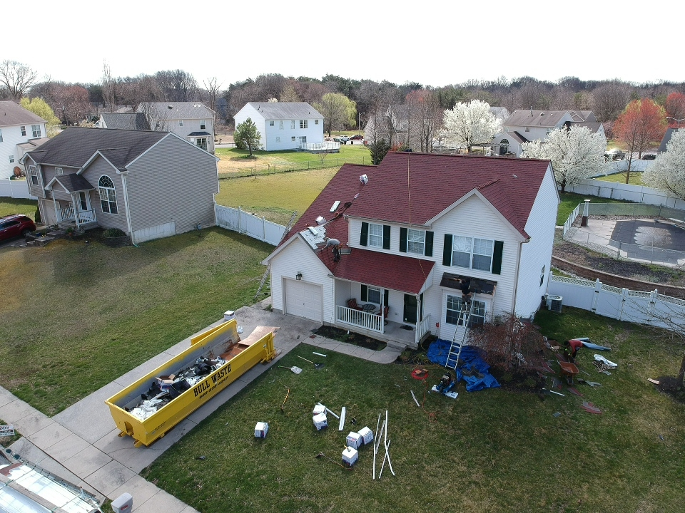 DDS Completes New Roof In Wenonah, NJ
