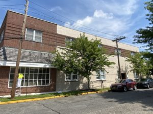 DDS Paints Commercial Office Building in Haddonfield