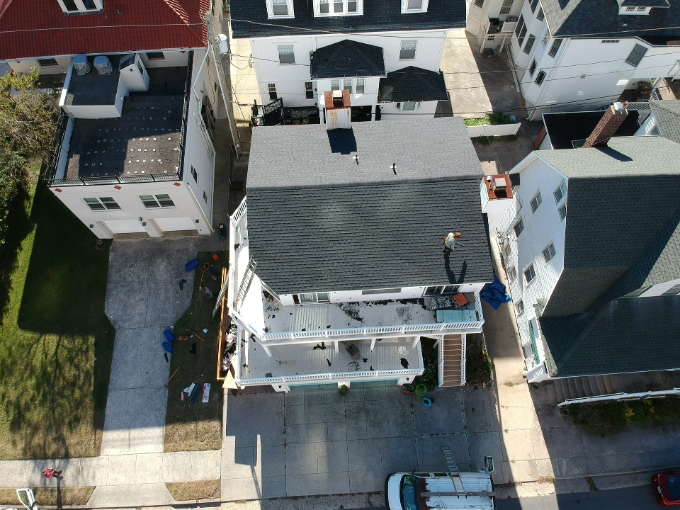 Roof Replacement in Ventnor New Jersey