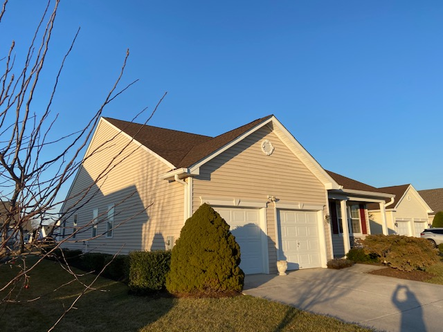 New Roof and Gutters in Sewell, New Jersey