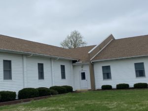 Roof Replacement at Hardingville Bible Church