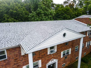 Apartment Complex Single Roofing, Willow Grove PA